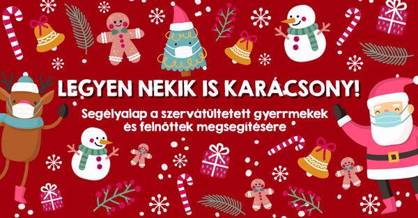 Legyen nekik is karácsony